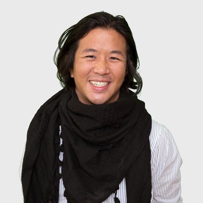 Portrait of Kevin Huang