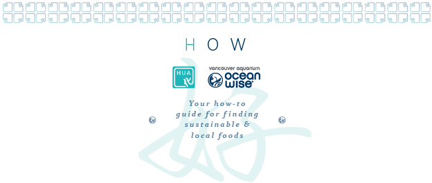 Hua x Oceanwise guide graphic