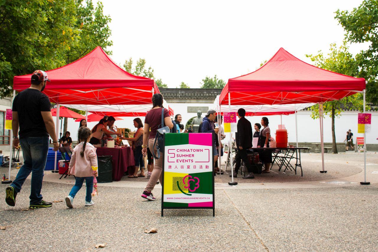 Chinatown Neighbourhood Public Event Asset Management